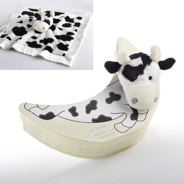 The Cow Jumped Over the Moon? Lovie Gift Set
