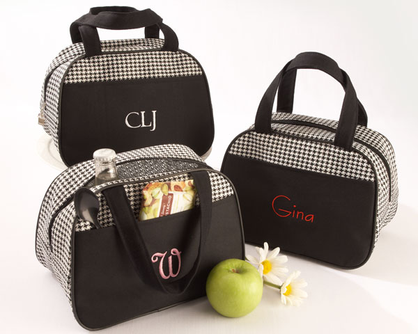 Personalized Insulated Lunch Tote