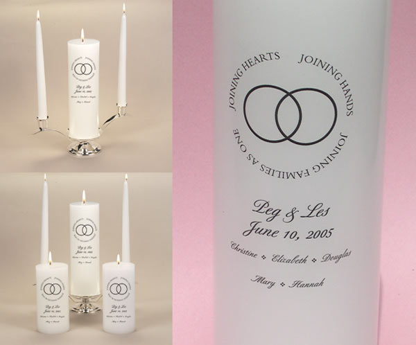 Unity Candle Collection