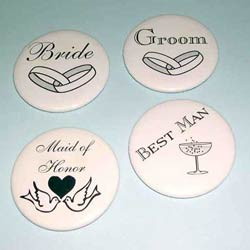 Bridal Pins Set