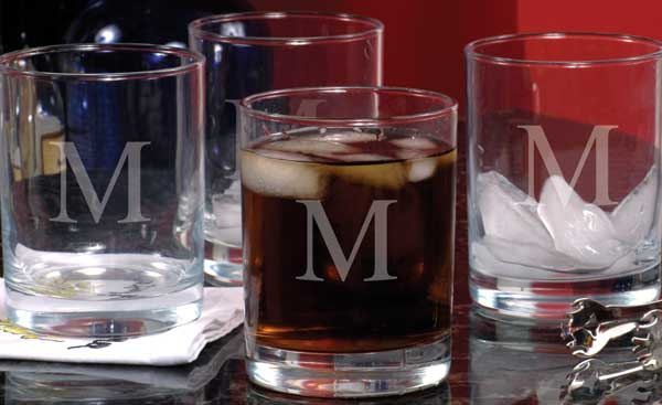 Drinking Glass Set (Set of 4)