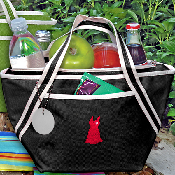 Heart Awareness Lunch Tote