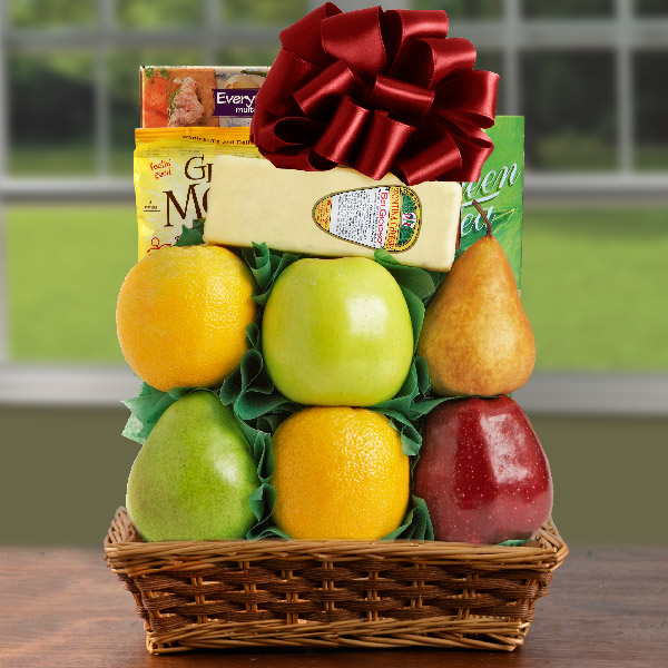 Occasions celebration depot one stop for the times of your sugar free fruit basket negle Images