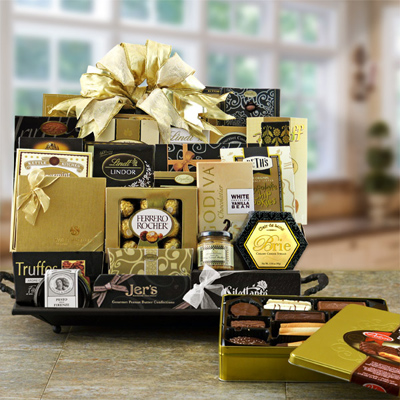 Regal Gourmet Gift Basket * Includes Shipping