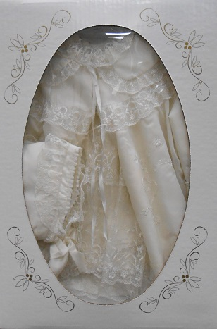 Baptism Gown Preservation Gown