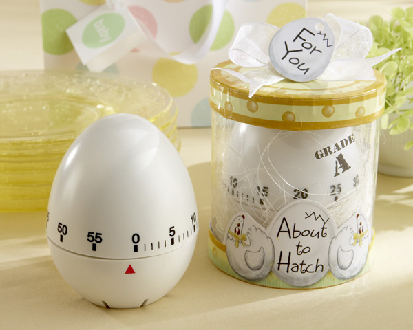 About to Hatch? Kitchen Egg Timer in Showcase Gift Box