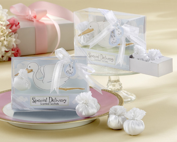 Special Delivery Scented mini sachets set