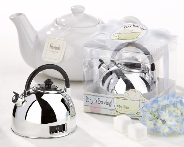 ?It?s About Time - Baby is Brewing? Teapot Timer