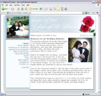 Free Wedding Website & Planning tools