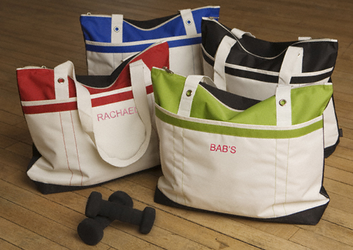 Personalized Fun & Fit bag