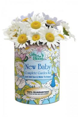 New Baby -Gifts that Bloom