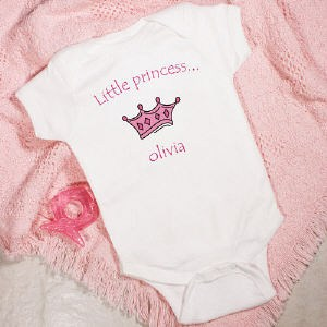 Personalized Little Princess Creeper