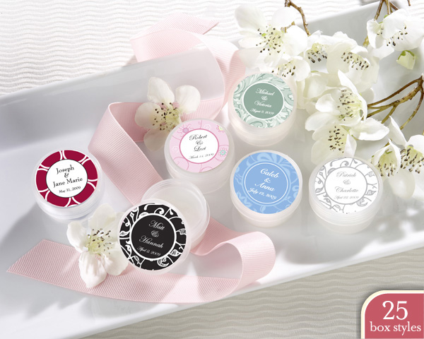 "Personalized ""Personality"" Lip Balm *sold insets of 12"