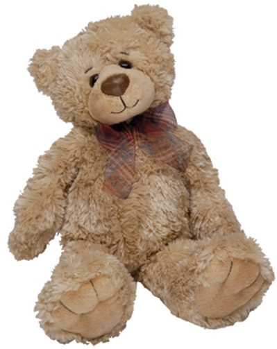Soft & Sweet Ronnie Bear *Includes Shipping & tax