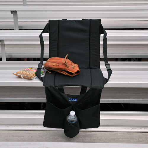 Stadium Seat Personalized
